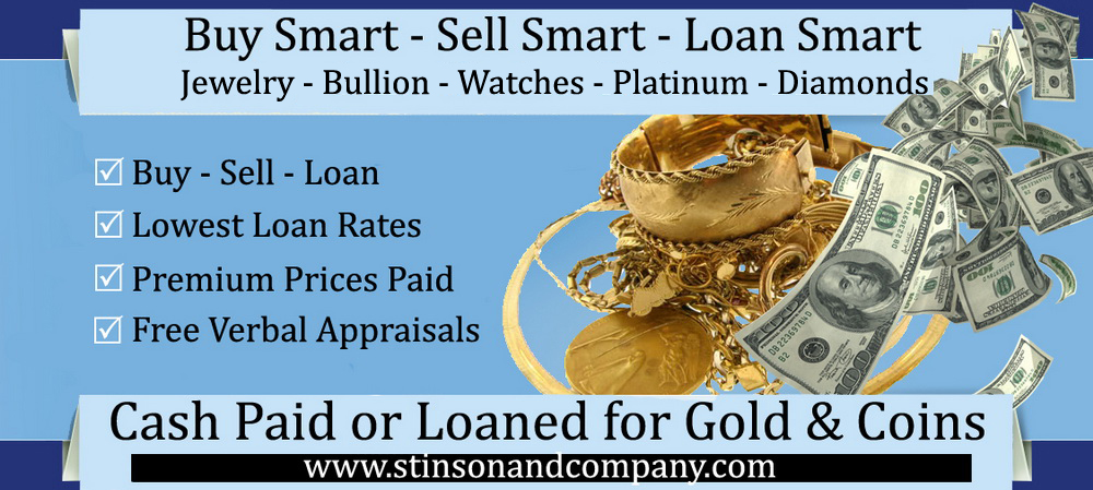 buy sell pawn loan gold silver coins watches