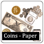 Stinson & Company  Buying Coins and Paper Money Portland Maine
