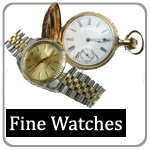 Stinson & Company Buying Wrist and Pocket Watches Portland Maine