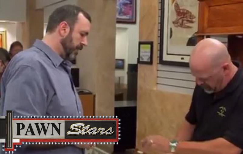 Stinson & Company 2013 Red Sox Ring Pawn Stars 2018