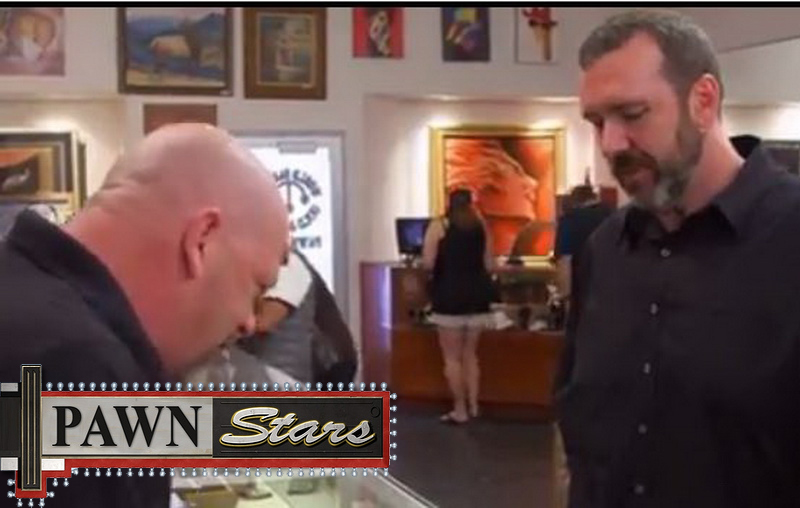 Stinson & Company 2013 Red Sox Ring Pawn Stars 2018