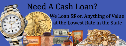 Stinson & Company Pawn Loans Portland Maine For Gold and Silver