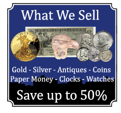 Sell gold silver coins antiques Portland Maine